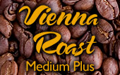 Vienna Roast Medium Plus